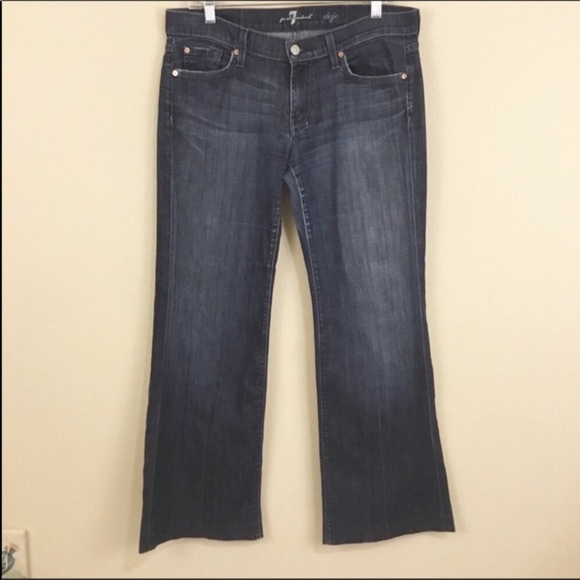 7 For All Mankind Denim - 7 For All Mankind Dojo Jeans Sz 31